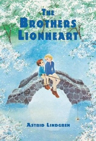 The Brothers Lionheart orginal book cover.