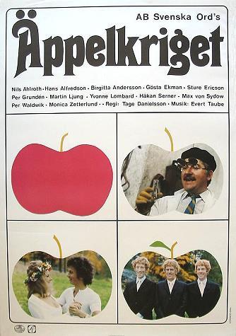 Filmen Äppelkriget är baserad på en sann historia, där Källagårdens mark i högsta grad var inblandad.